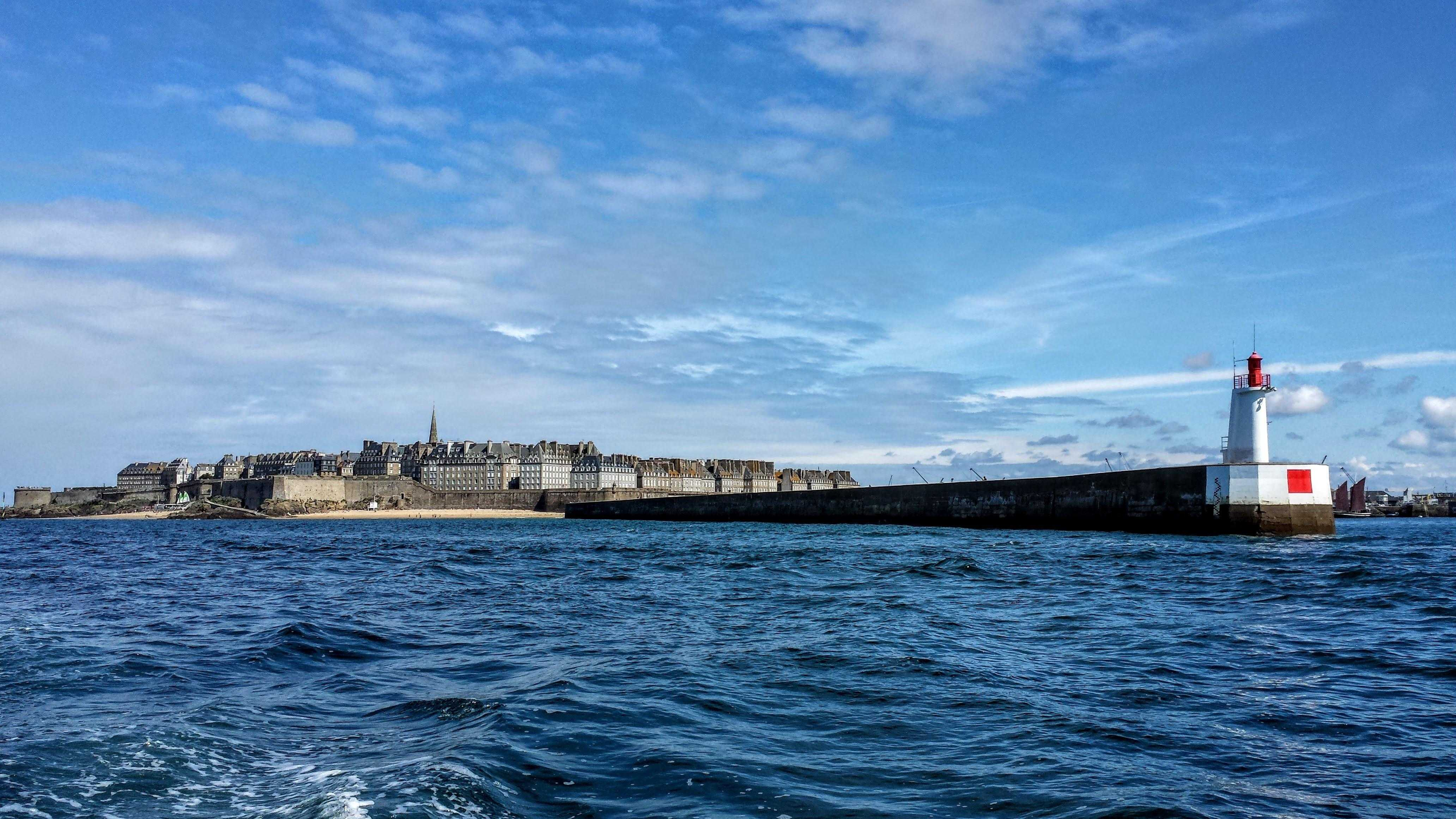 Tourisme for Piscine a saint malo