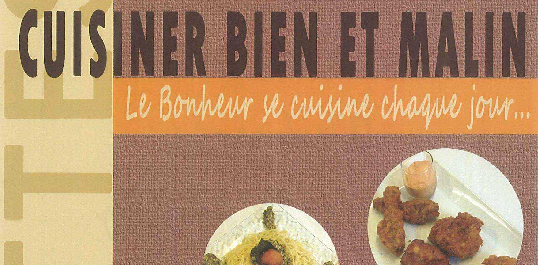 Recettes cuisiner bien et malin solidarit - Cours de cuisine saint malo ...